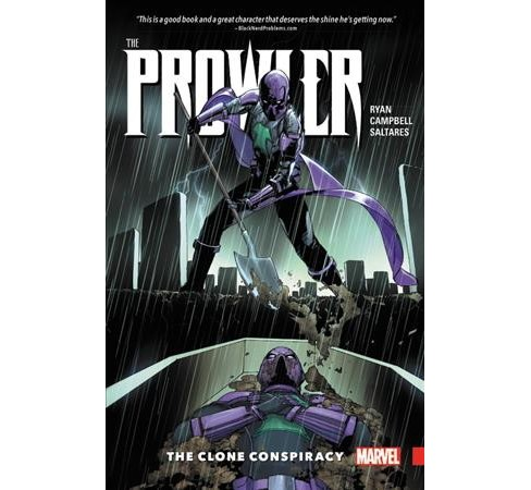 Prowler : The Clone Conspiracy (Paperback) (Sean Ryan) - image 1 of 1