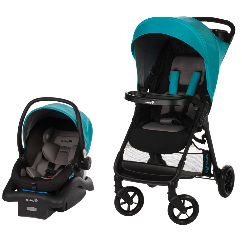 Image of Safety 1st Smooth Ride Travel System with Infant Car Seat
