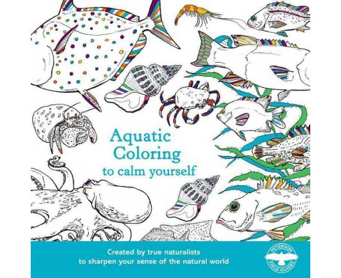 Aquatic Coloring to Calm Yourself. - image 1 of 1