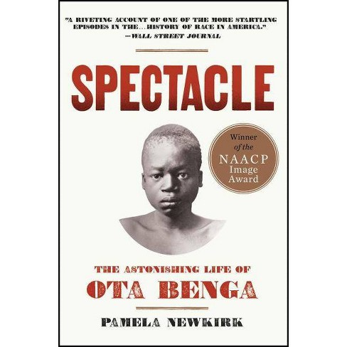 Spectacle - by  Pamela Newkirk (Paperback) - image 1 of 1