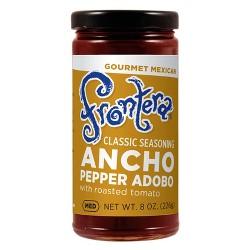 Frontera Ancho Pepper Adobo Sauce 8oz