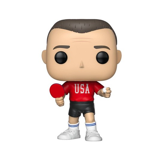 Funko POP! Movies: Forrest Gump - Forrest Gump (Red Ping Pong Outfit) image number null
