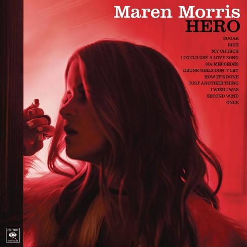 Maren Morris - Hero (CD) - image 1 of 1