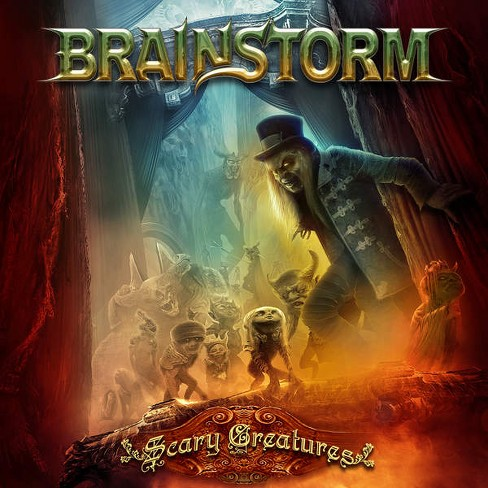 Brainstorm - Scary creatures (CD) - image 1 of 1