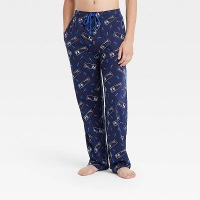 Men's The Office Lounge Pajama Pants - Blue