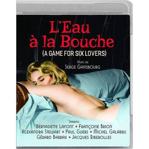 L'Eau a la Bouche (Blu-ray) - image 1 of 1