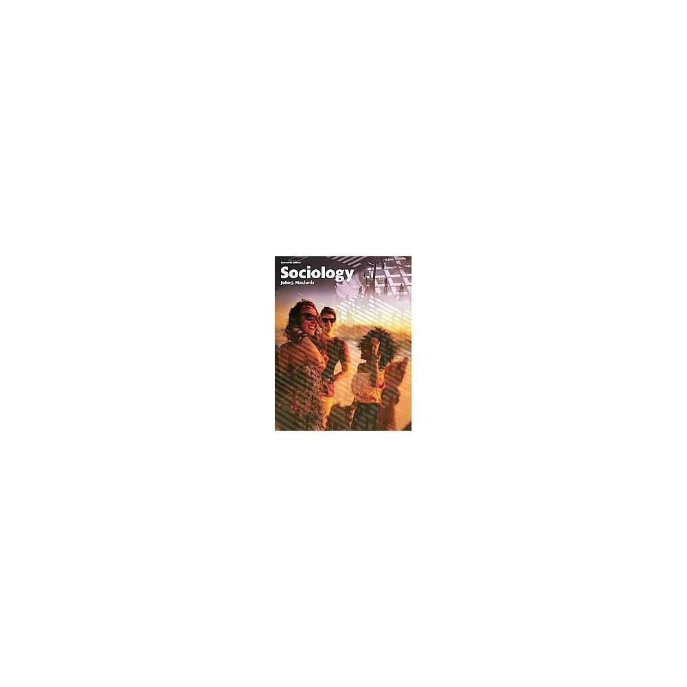 Sociology (Student) (Hardcover) (John J. Macionis)