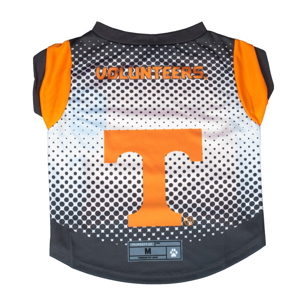 Tennessee Volunteers Little Earth Pet Performance Football T-Shirt - M