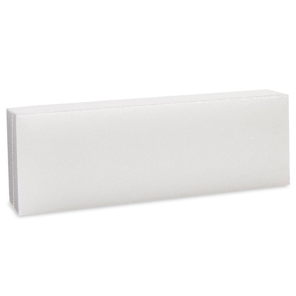 "Image of ""FloraCraft 1.9"""" x 3.9"""" x 11.8"""" Foam Block - White"""