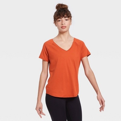 Women's Essential V-Neck Short Sleeve T-Shirt - All in Motion™