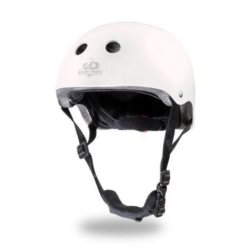 Kinderfeets White Adjustable Toddler and Kids Bike Helmet Bundle with Kinderfeets Tiny Tot PLUS 2-in-1 Balance Bike Tricycle - image 1 of 4