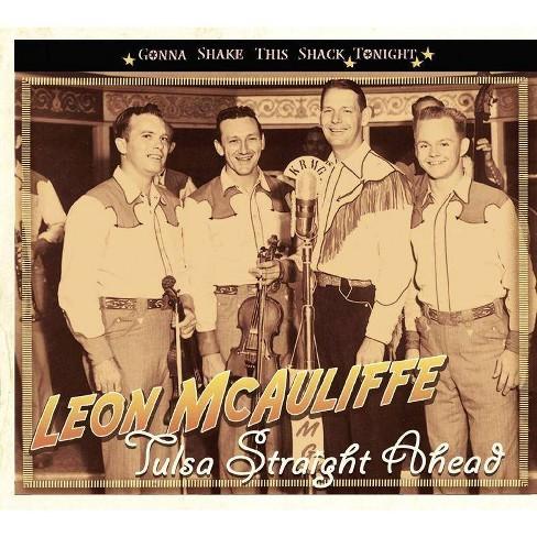 Leon  Leon; McAuliffe McAuliffe - Tulsa Straight Ahead- Gonna Shake This (CD) - image 1 of 1