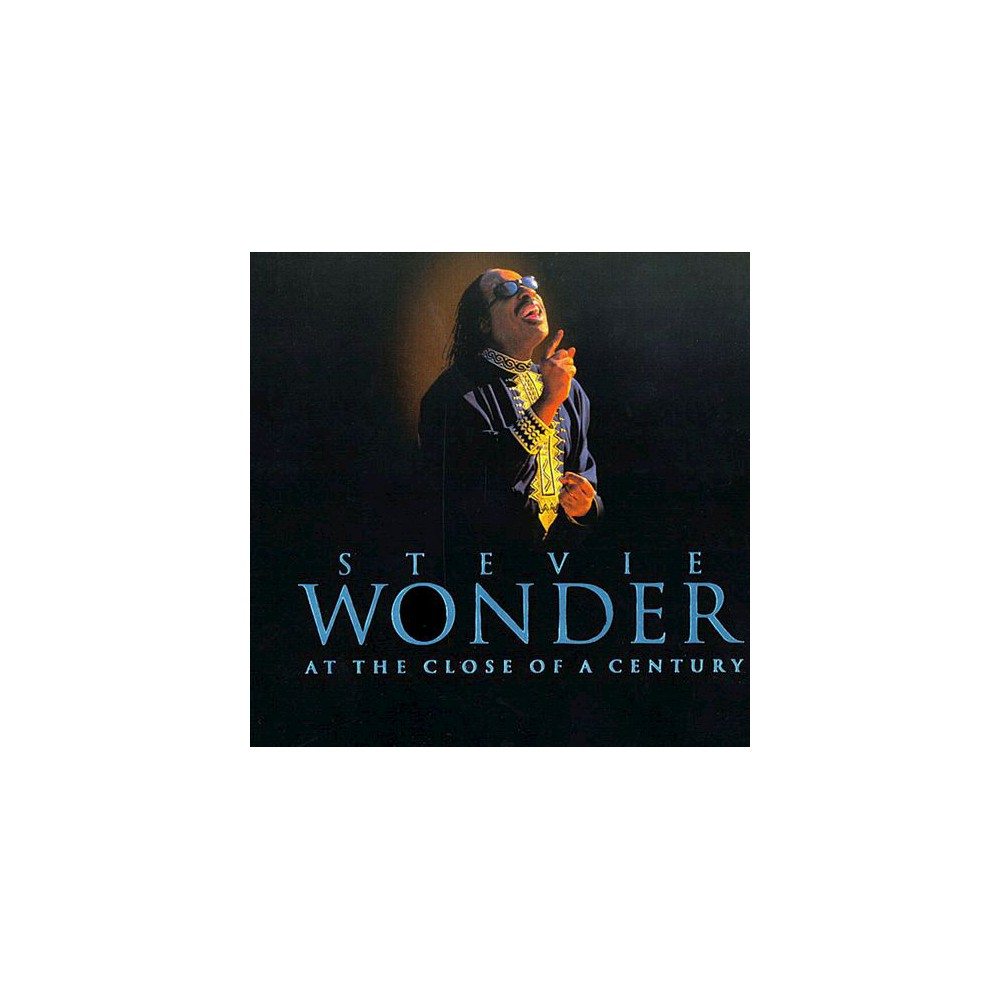 Stevie Wonder - At The Close Of A Century (CD)