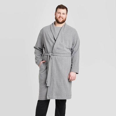 Men's Big & Tall French Terry Robe - Goodfellow & Co™