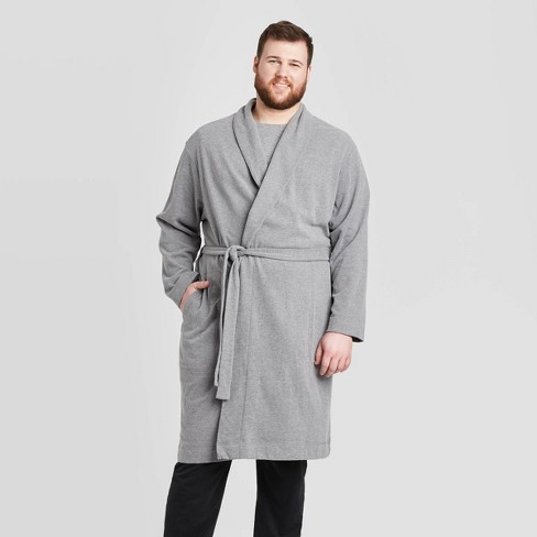 Men's Big & Tall Lightweight Robe - Goodfellow & Co™ - image 1 of 2