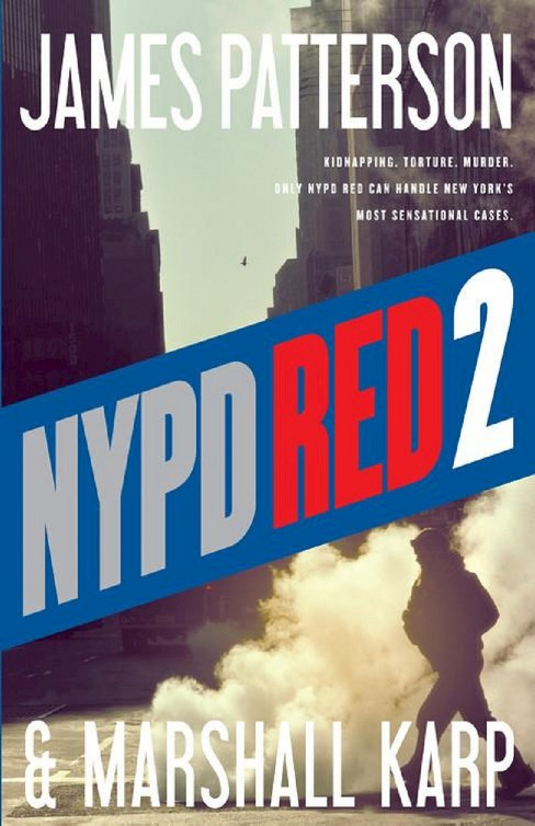 Nypd Red 2 (Hardcover) by James Patterson - image 1 of 1