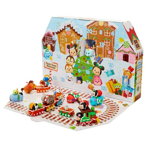 tsum tsum advent calendar 2019