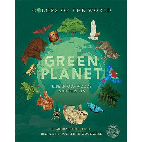 Green Planet - by  Moira Butterfield (Hardcover) - image 1 of 1