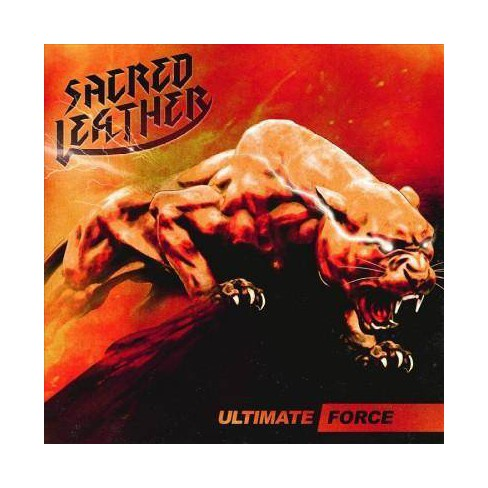 Sacred Leather - Ultimate Force (CD) - image 1 of 1