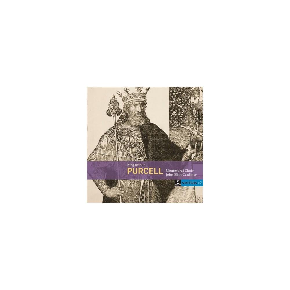 John Eliot Gardiner - Purcell:King Arthur (CD)