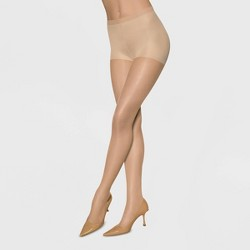 L'eggs 2pk Sheer Energy Women's Control Top Pantyhose