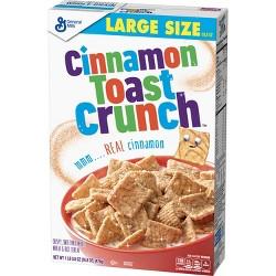 Cinnamon Toast Crunch Breakfast Cereal - 16.8oz - General Mills