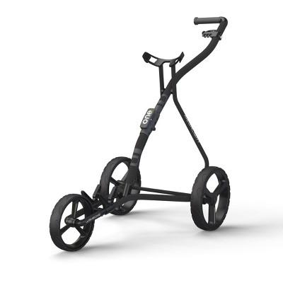 Wishbone ONE Megalite 3-Wheel Golf Bag Push Cart