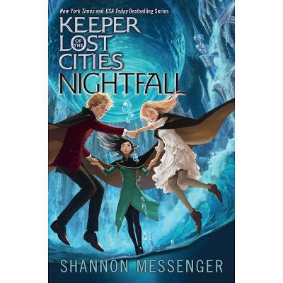 Nightfall, Volume 6 - (Keeper of the Lost Cities) by Shannon Messenger (Paperback)