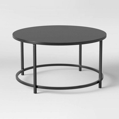Thin Metal Patio Coffee Table Project, Metal Patio Coffee Table
