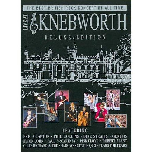 Live At Knebworth (DVD) - image 1 of 1