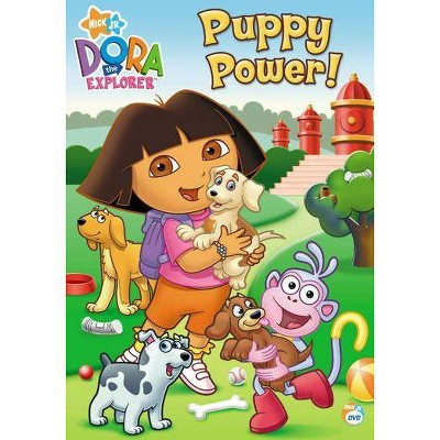Dora The Explorer: Puppy Power (DVD)(2007)