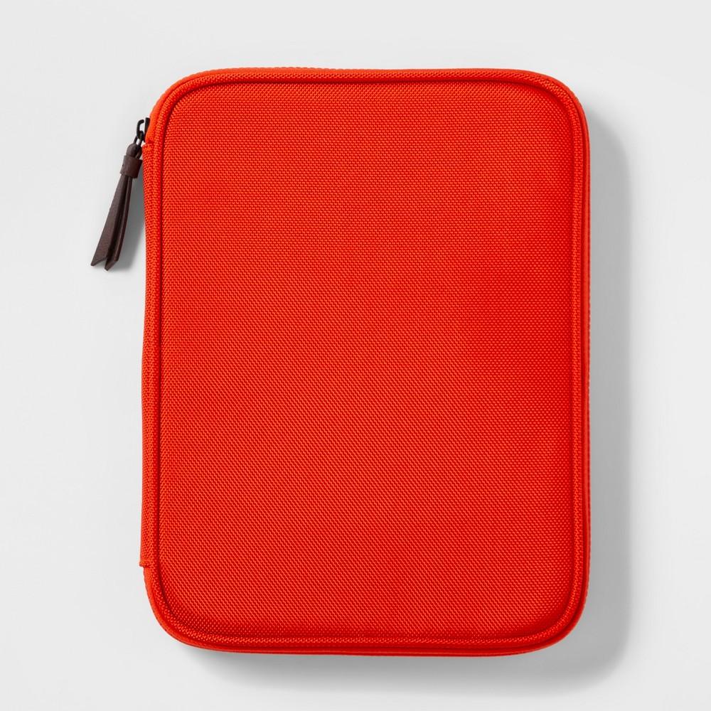 Men's Travel Tech Organizer Wallet - Goodfellow & Co Orange