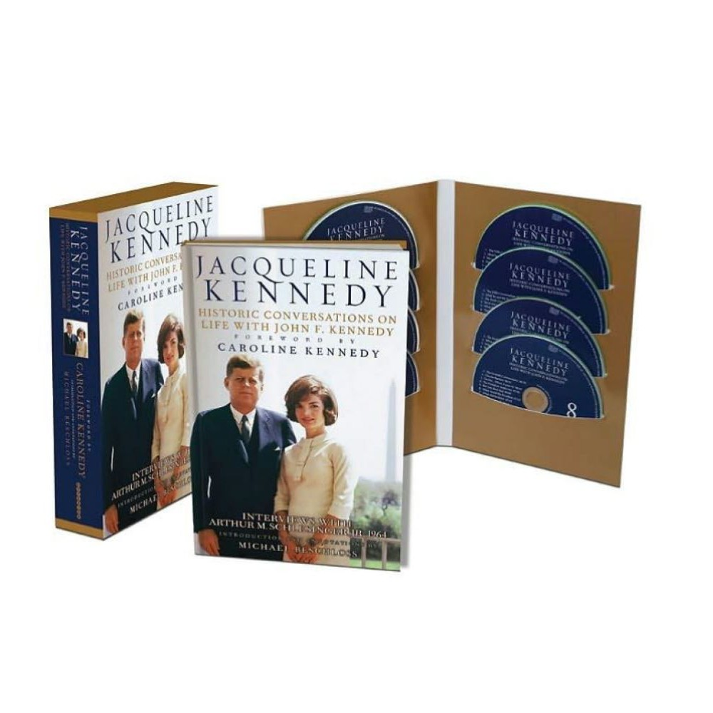 Jacqueline Kennedy: Historic Conversations of Life with John F. Kennedy (Hardcover) (Jacqueline Kennedy Onassis)