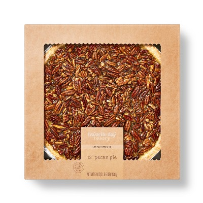 "Pecan Pie - 12""/54oz - Favorite Day™"