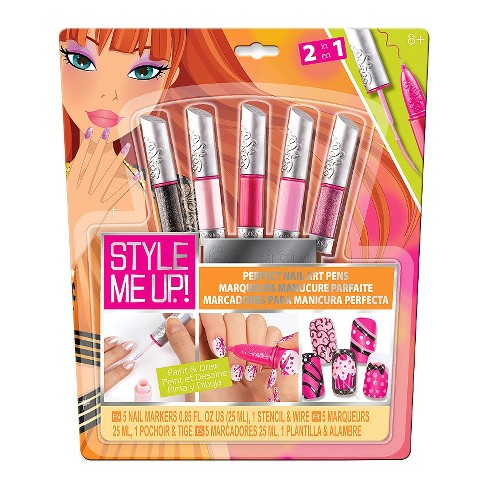 Style Me Up 2 in1 Nail Polish Pen - image 1 of 1