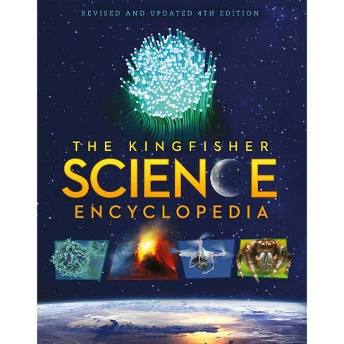 The Kingfisher Science Encyclopedia - (Kingfisher Encyclopedias) by  Charles Taylor (Hardcover) - image 1 of 1