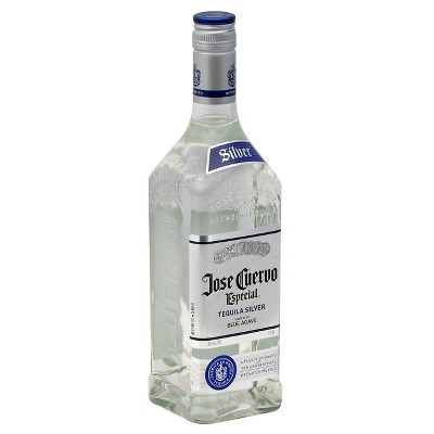 Jose Cuervo Especial Silver Tequila - 750ml Bottle