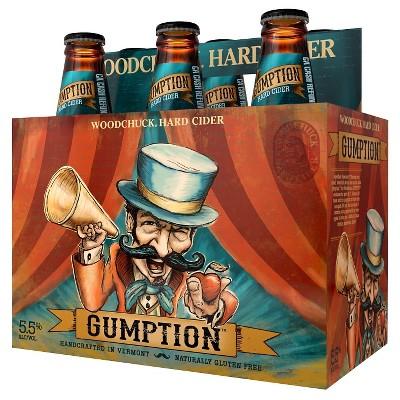 Woodchuck Gumption Hard Cider - 6pk/12 fl oz Bottles