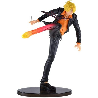 Banpresto One Piece SCultures Sanji Figure Diable Jambe Color Figure Statue