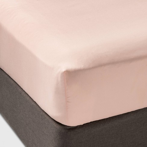 Solid Fitted Sheet Separates - Pillowfort™ - image 1 of 4