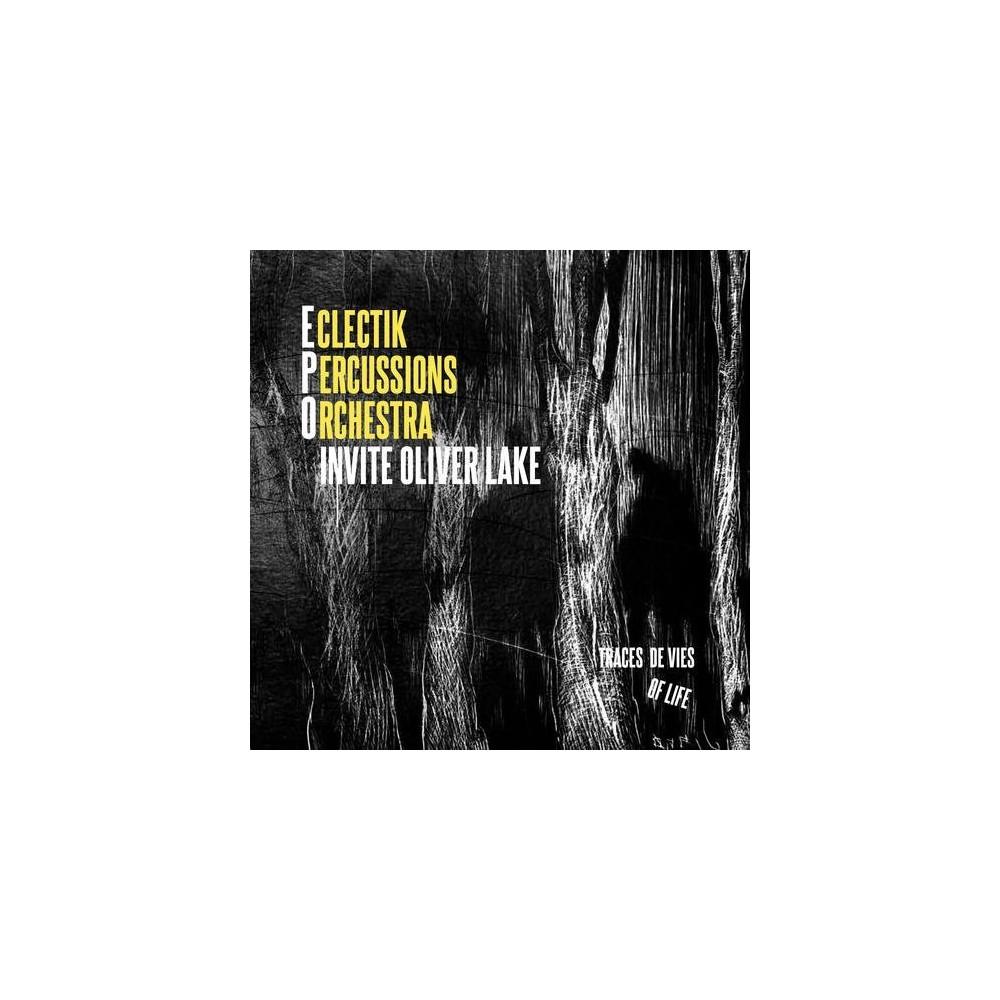 Eclectik Percussions - Traces De Vie:Traces Of Life (CD)