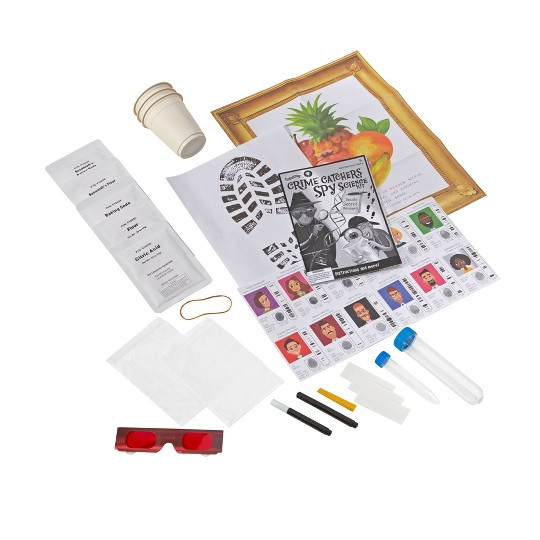Crime Catchers Science, science kits image number null
