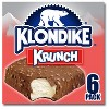 Klondike Krunch Frozen Ice Cream Bars  - 6ct - image 2 of 4