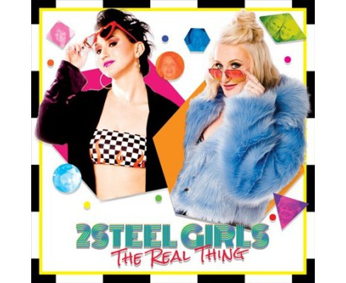 2steel Girls - Real Thing (CD) - image 1 of 1