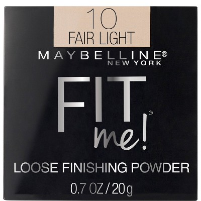 Maybelline Fit Me Loose Powder - 0.7oz