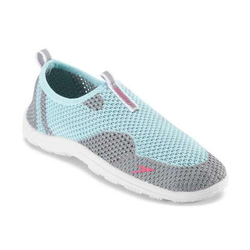 243ad76bb16a Speedo Junior Girls Surfknit Water Shoes - Seafoam (Large)   Target
