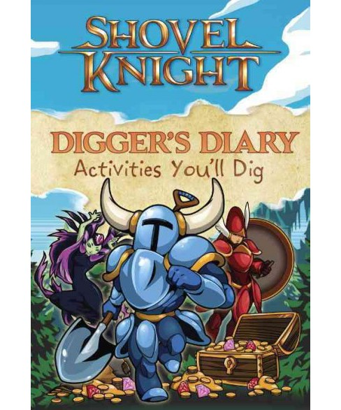 Digger's Diary (Hardcover) (Gabe Soria) - image 1 of 1