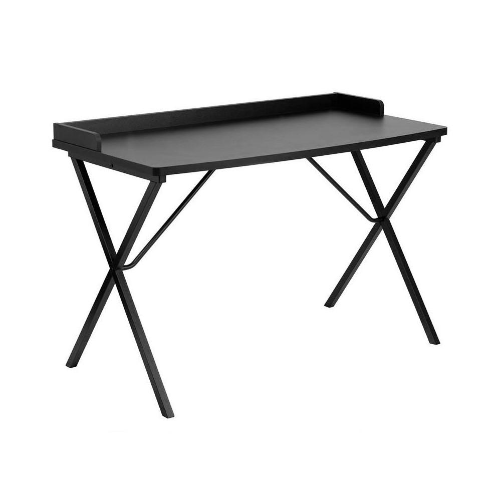 Computer Desk Black - Flash Furniture