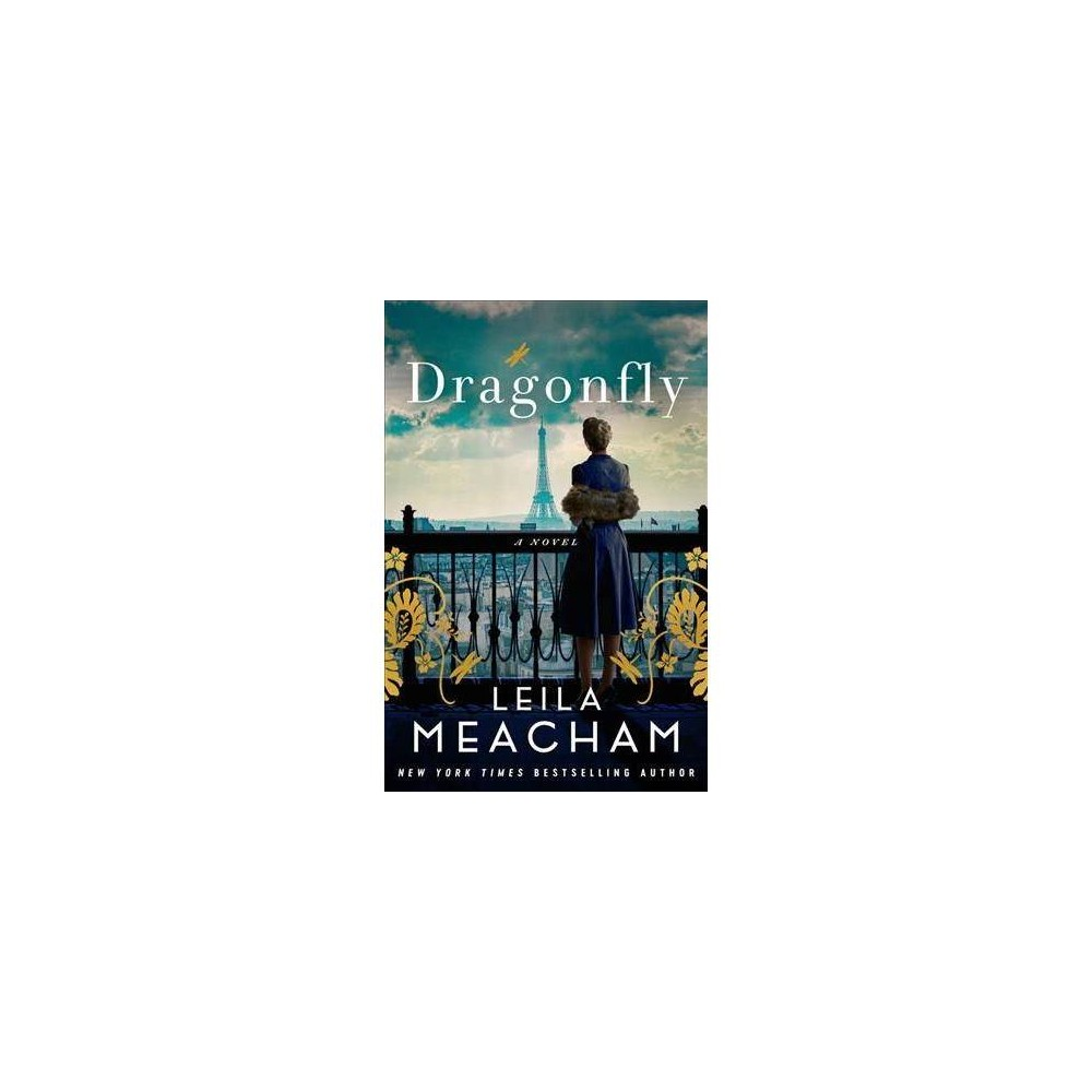 Dragonfly - Unabridged by Leila Meacham (CD/Spoken Word)