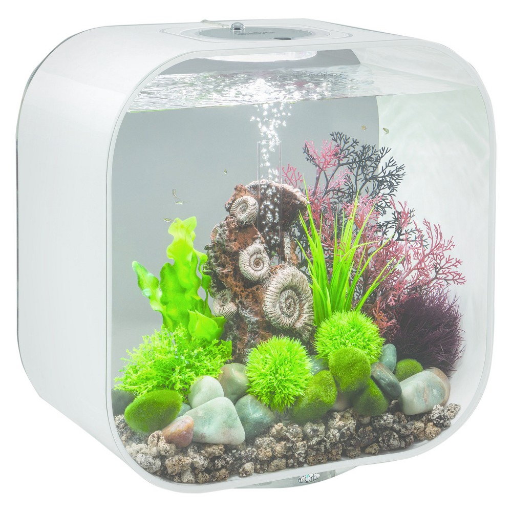 biOrb Life 30 with Mcr Lights Aquarium - White